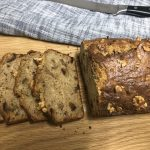Date, Walnut & Banana Loaf