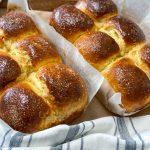 Brioche Bread Spelt