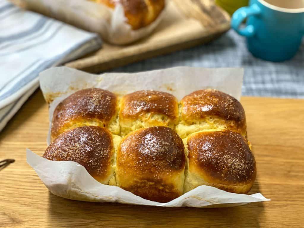 Spelt Brioche Loaf